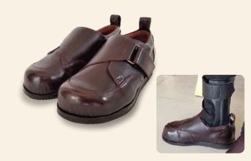 整形医療靴01